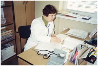 Gydytoja Raselė Kisieliūnienė